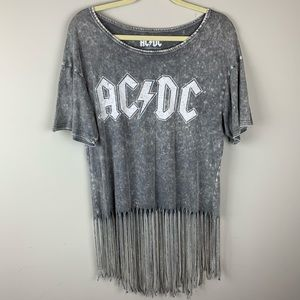 Tops - AC/DC Graphic Tee